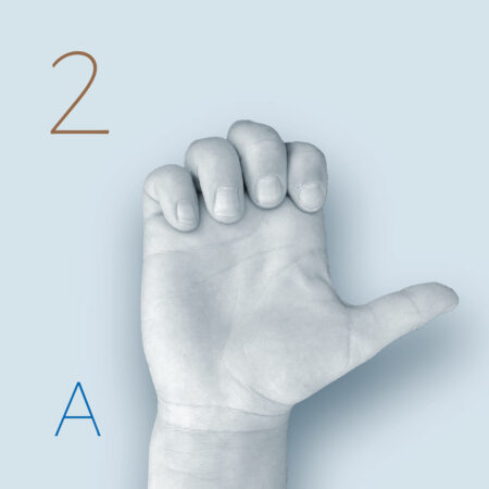 Finger einkrallen…